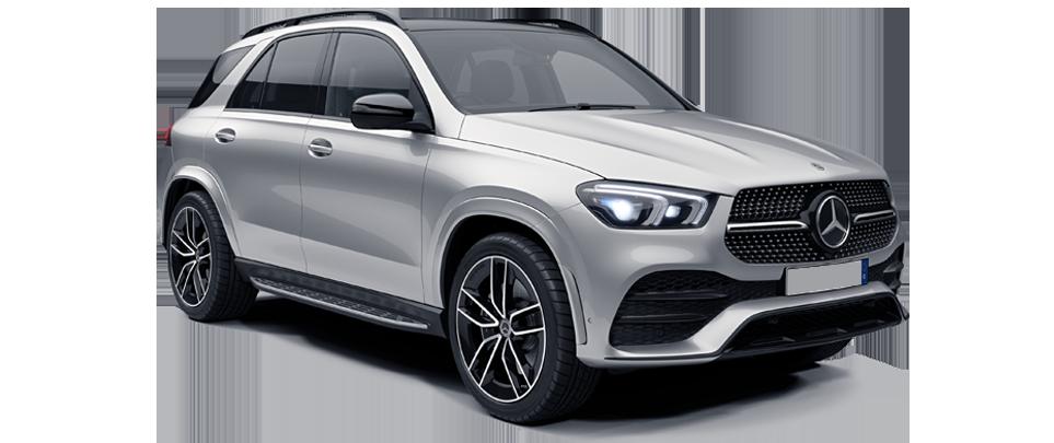 Mercedes-Benz nouveau GLE